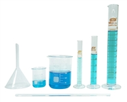 Large Laboratory Glassware Collection