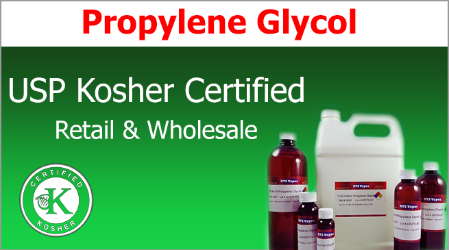 Kosher Certified Propylene Glycol