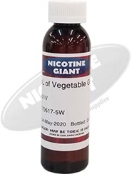 250 ml Mix of Vegetable Glycerin