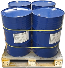 4 - 55 US Gallon Drum of USP Kosher Certified Vegetable Glycerin (Palm Based)