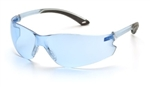 Itek Infinity Blue Lens Safety Glasses