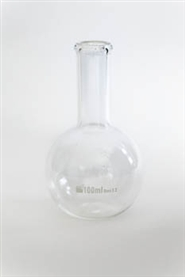 100 ml Flat Bottom Boiling Flask ? Borosilicate Glass