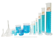 Expert's Complete Laboratory Glassware Collection