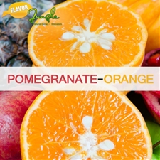 120 ml Pomegranate - Orange Flavor (FJ)